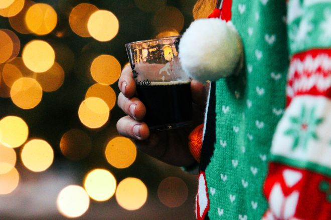 Festive and seasonal brews on tap at christmas craft beer for Craft fairs near me november 2017